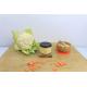 Petit pot bébé bio 15 mois Gratin de chou-fleur, pâtes, carottes et tofu