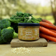 Égrainé de quinoa, brocolis, carottes et tofu