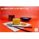 Nouilles sautées au chou chinois, champignon et tofu