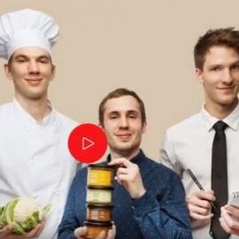 Comme des Papas au micro de RTL  « La France et ses Artisans »